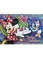 Disney Minnie (104 parça, 3D) Renkli